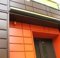 Облицовка фасадов металлокассетами