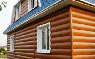 Чем обшить деревянный дом снаружи выбираем материал