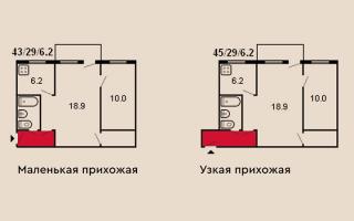 Настенная панель с крючками прихожая