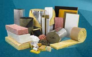 Шумоизоляция для дома материал
