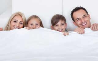 Размеры одеяла 1 5
