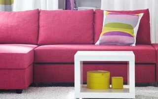Икеа угловой диван