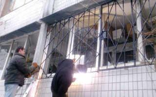 Распашные решетки на окнах требования пожарной безопасности