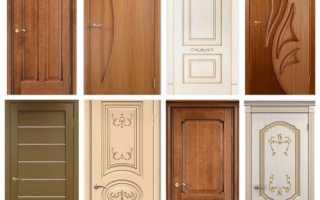 Как делают двери из МДФ?