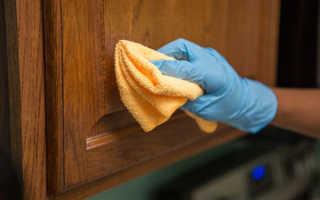 Чем мыть кухню из крашенного МДФ?