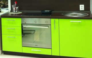 Как покрасить фасад кухни из МДФ?