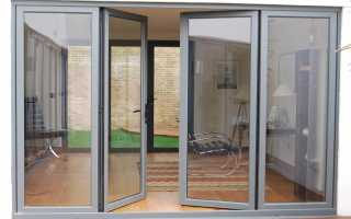 Как регулируются алюминиевые двери?