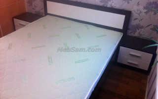 Как сделать кровать из МДФ своими руками?