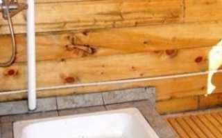 Потолок в моечной бани материал