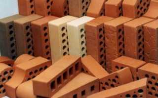 Керамический кирпич свойства плюсы и минусы