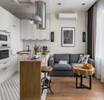 Чем разделить гостиную от кухни?