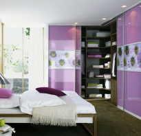 Размеры угловых шкафов в спальню