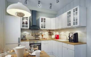 Какое освещение выбрать для кухни?
