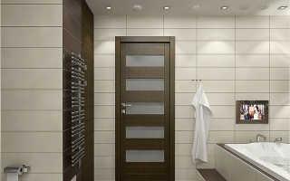 Дверь влагостойкая для ванной