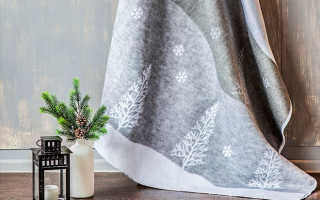 Байковое одеяло взрослое