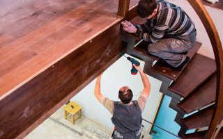 Как сделать лестницу из дерева на второй этаж самому