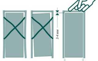 Как утеплить зазоры на входной двери?
