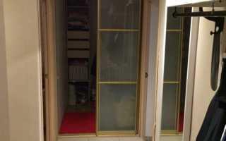Шкаф в кладовку