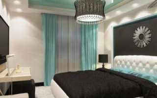 Стиль хай тек спальня