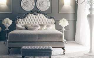 Спальни современная классика