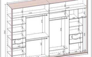 Как сконструировать шкаф купе?