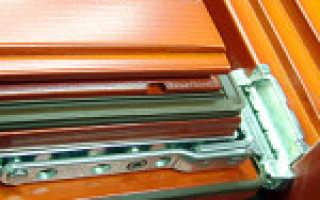Ручки для деревянных окон выбор и установка