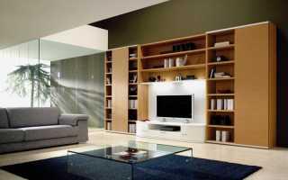 Как делают мебель из ДСП?