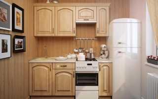 Как правильно выбрать кухню для маленькой кухни?