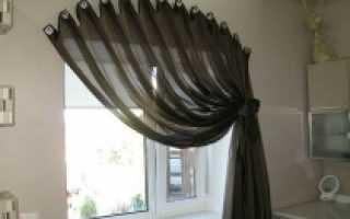 Как правильно сшить шторы