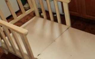 Как из старого кресла сделать кресло кровать?