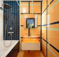 Ванная комната отделка плиткой