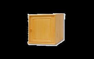 Шкаф из дерева