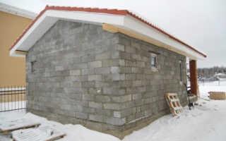 Смета на строительство бани из пеноблоков
