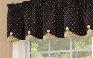 Создаём индивидуальный стиль интерьера как сшить шторы самостоятельно