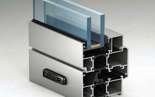 Технология установки алюминиевых раздвижных окон