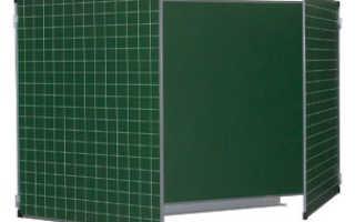 Из чего делают школьные доски?