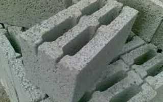 Купить керамзитобетонные или пескоцементные блоки