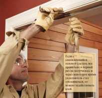 Как заменить уплотнитель на железной двери?