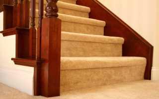 Материалы необходимые для отделки лестницы