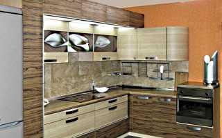 Панели МДФ на кухню вместо плитки