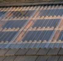 Сотовый поликарбонат для крыши какой лучше