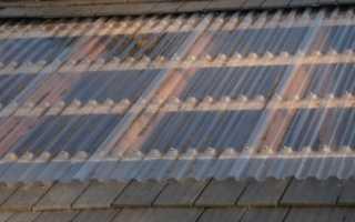Какой кровельный поликарбонат лучше выбрать для крыши