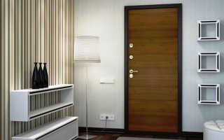Как поменять обшивку на входной двери?