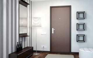 Как утеплить китайскую железную входную дверь?