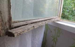 Как правильно покрасить деревянные окна