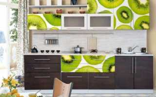 Как обклеить самоклеющейся пленкой кухонную мебель?