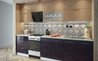 Какие фасады лучше выбрать для кухни?