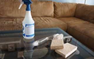 Как правильно чистить диван?