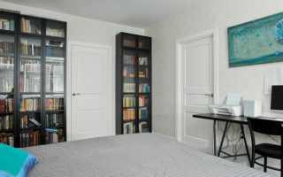 Книжный шкаф икеа