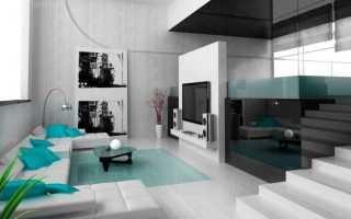 Еще несколько примеров интерьеров со стеклянными потолками